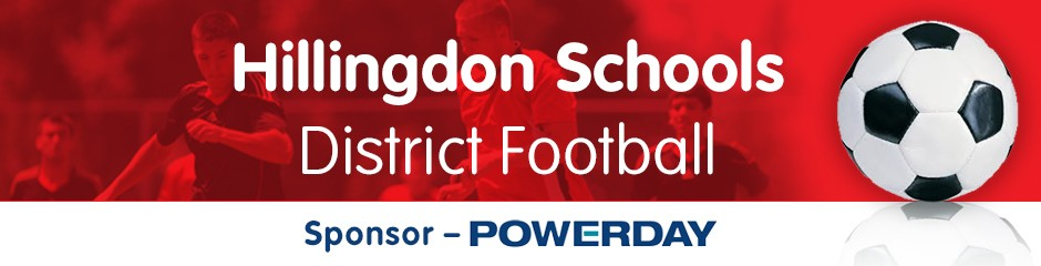 Hillingdon Schools District Football